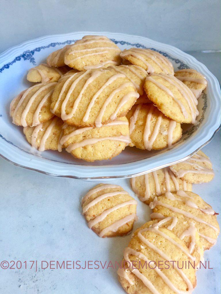 worteltaart koekjes met speculaas glazuur