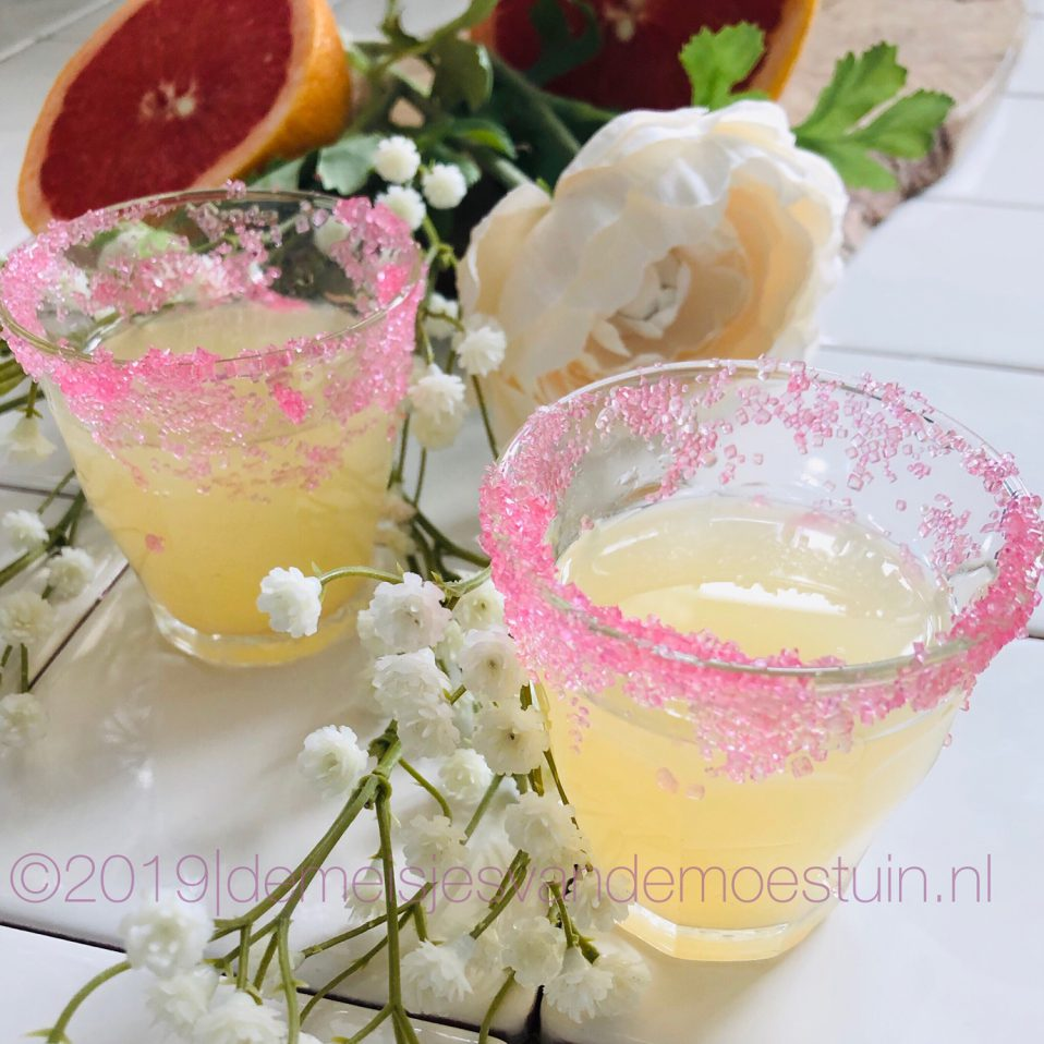 limoncello van grapefruit